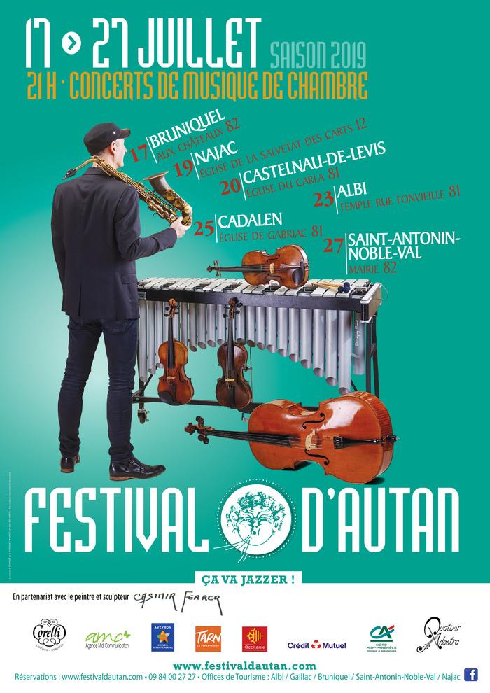 Le Festival itinérant de Musique de Chambre en Occitanie