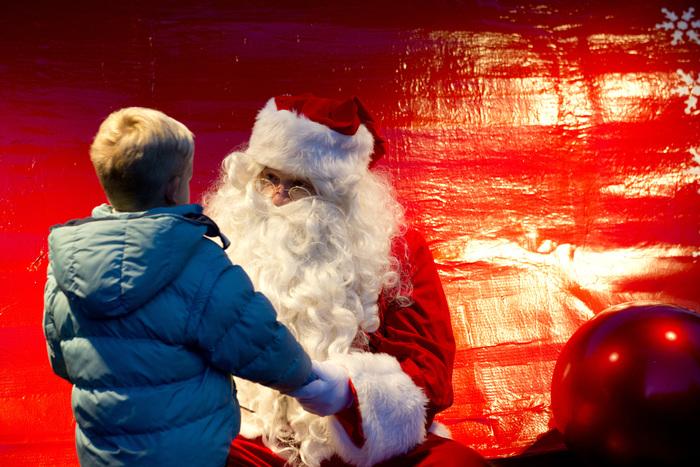 Noël dans les quartiers