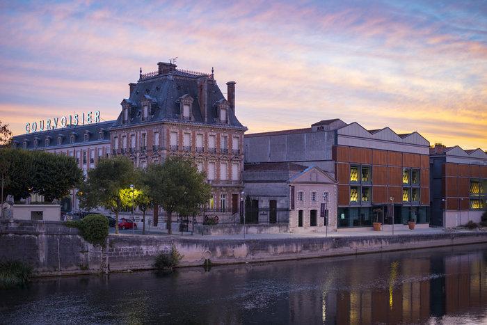 Journées du patrimoine 2020 - Histoire et fabrication du cognac Courvoisier