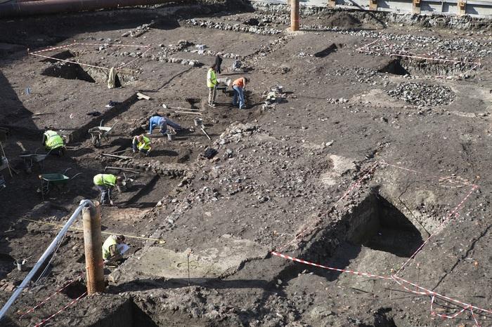 Journées du patrimoine 2020 - Les fouilles archéologiques de la rue de Rabanesse