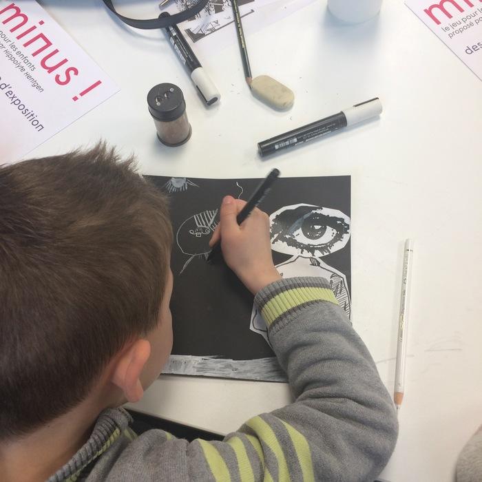 Journées du patrimoine 2019 - Atelier « Pixel et Diorama »