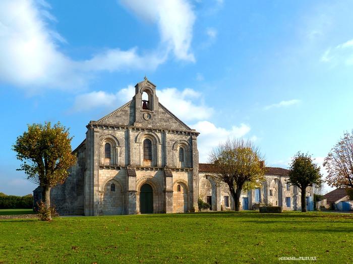 Journées du patrimoine 2020 - Visite d'un prieuré roman