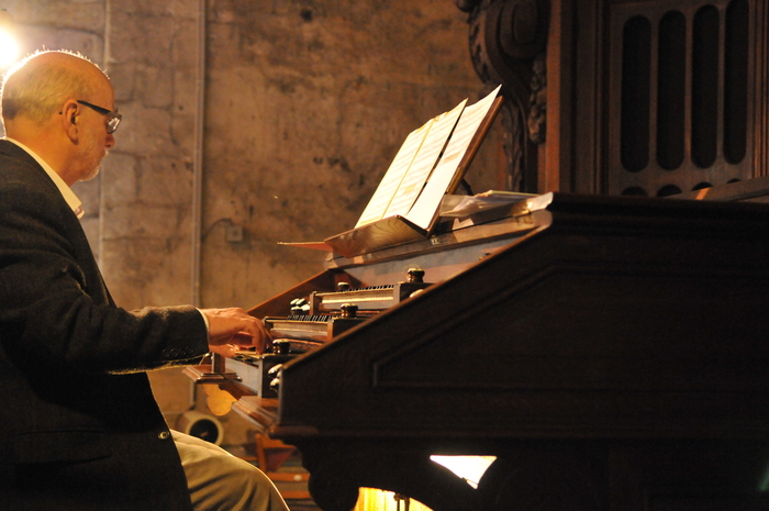 Journées du patrimoine 2020 - Concert d'orgues dans l'église abbatiale