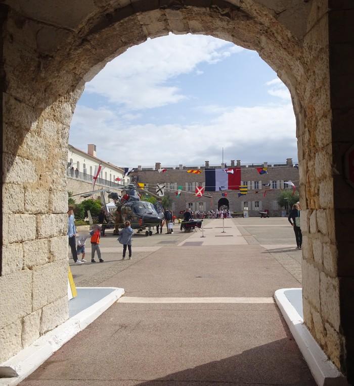 Journées du patrimoine 2020 - Ouverture au public du Fort Lamalgue