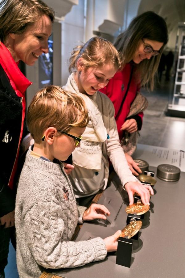 Nuit des musées 2019 -Par ici la Monnaie ! Visite libre du musée du 11 Conti