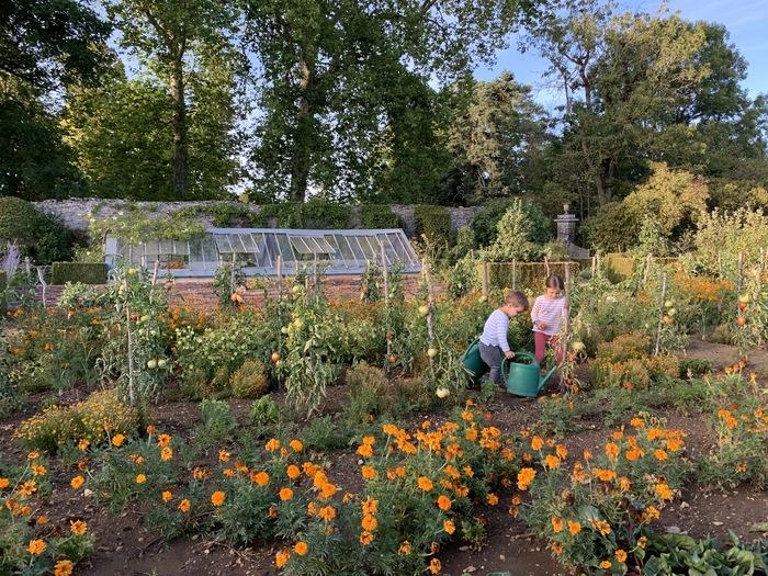 Journées du patrimoine 2020 - Parc et jardin du château de Lantilly