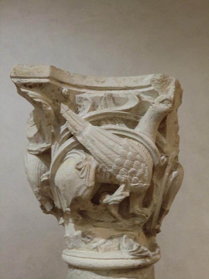 Journées du patrimoine 2019 - Visite libre du Musée du Cloître de Notre-Dame-en-Vaux