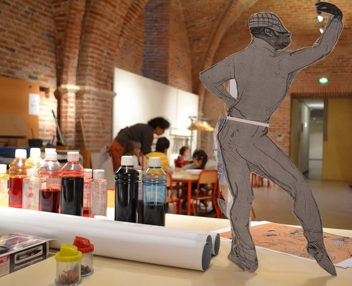 Comment donner envie aux visiteurs de découvrir la collection du musée Toulouse-Lautrec abritée par le Palais de la Berbie ?