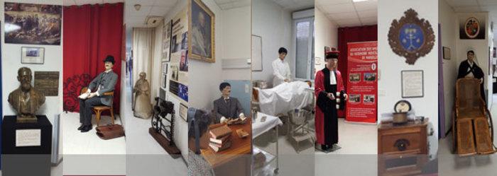 Journées du patrimoine 2019 - Visite guidée du musée d'histoire de la médecine à Marseille (Conservatoire du patrimoine médical)