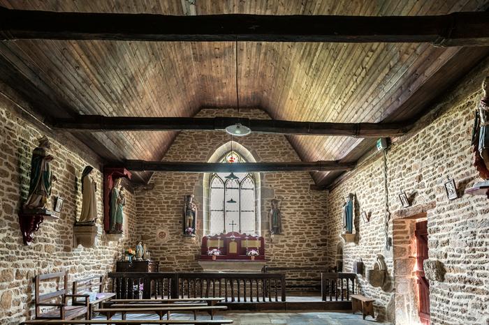 Journées du patrimoine 2020 - L'art investit la chapelle de St Symphorien