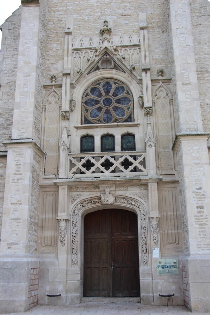 Journées du patrimoine 2020 - Visites commentées de l'église de Lusigny-sur-Barse