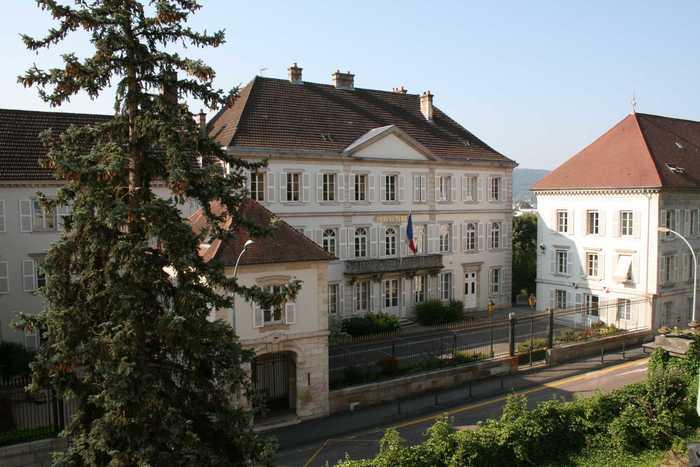 Journées du patrimoine 2020 - Visite guidée de la préfecture de la Haute-Saône