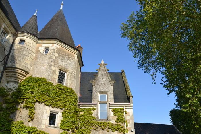 Journées du patrimoine 2020 - Visite libre du Parc du Chateau de Bazouges et des parties extérieures du Monument