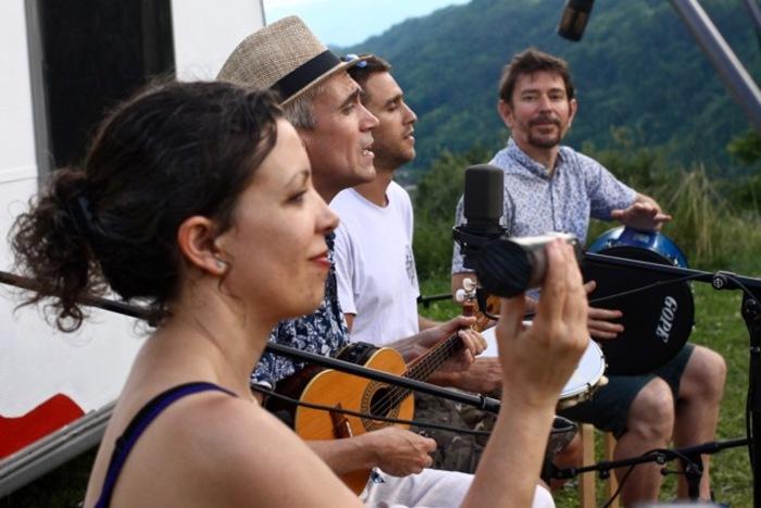 Journées du patrimoine 2020 - Concert de Portalegria, musique bresilienne