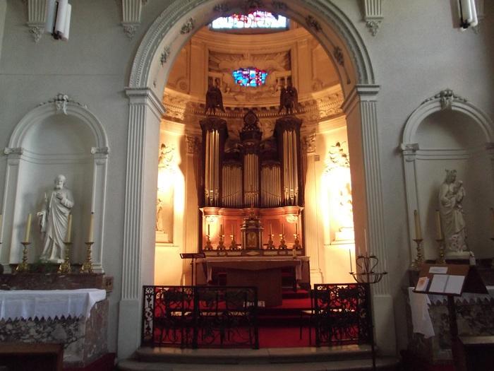 Journées du patrimoine 2020 - Exploration pédagogique de l'orgue de la Chapelle Saint-Roch