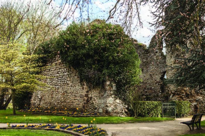 Journées du patrimoine 2019 - Visite de Fresnay-sur-Sarthe