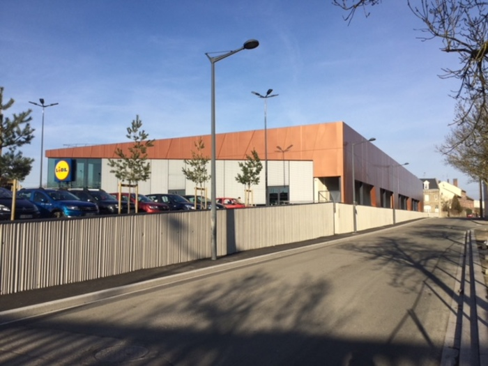 Journées du patrimoine 2020 - Visite guidée du supermarché Lidl de Saint-Quentin