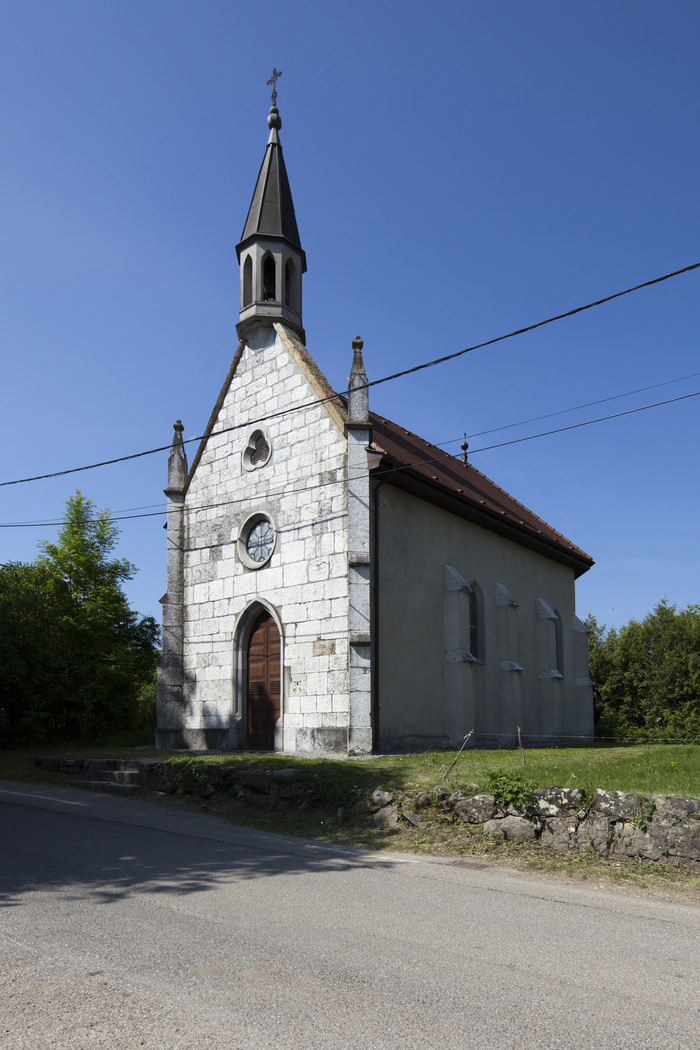 Journées du patrimoine 2020 - Visite de la Chapelle Notre Dame de Provins