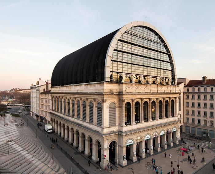 Journées du patrimoine 2019 - Visite guidée de l'Opéra
