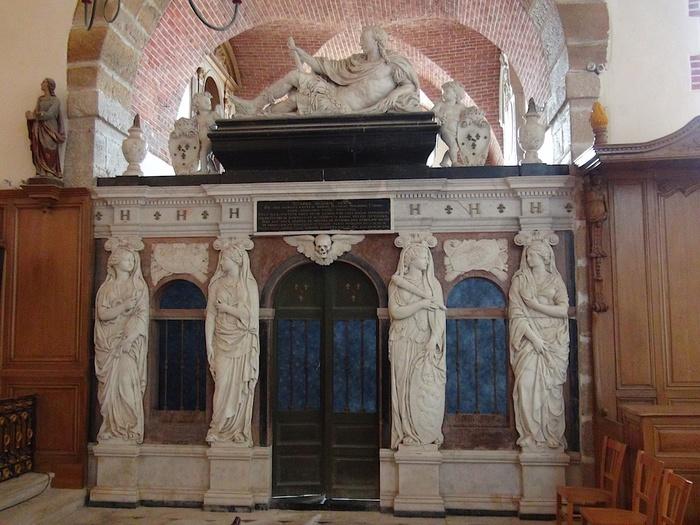 Journées du patrimoine 2020 - Visitez la nécropole des Princes de Condé