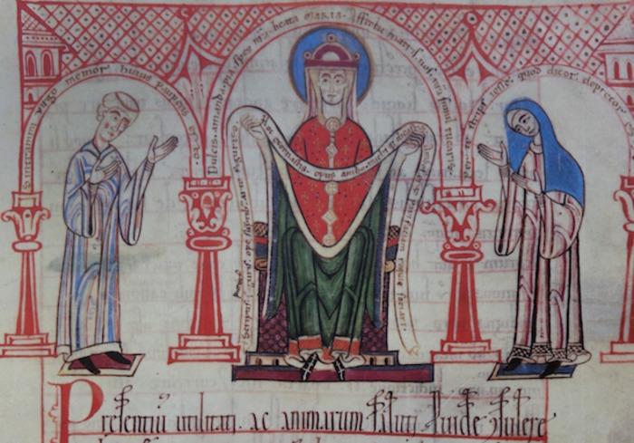 Journées du patrimoine 2019 - Visite et présentation du Codex Guta-Sintram