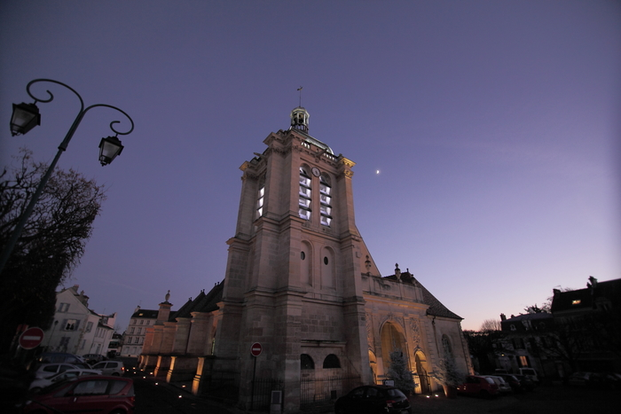 Journées du patrimoine 2020 - Visite libre de l'église Notre-Dame de Pontoise