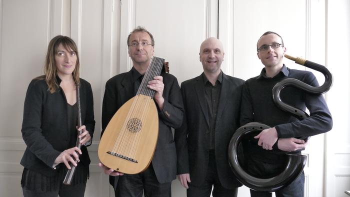 Journées du patrimoine 2019 - Visite guidée en musique du chateau de Saint Sylvestre à Grandcamp