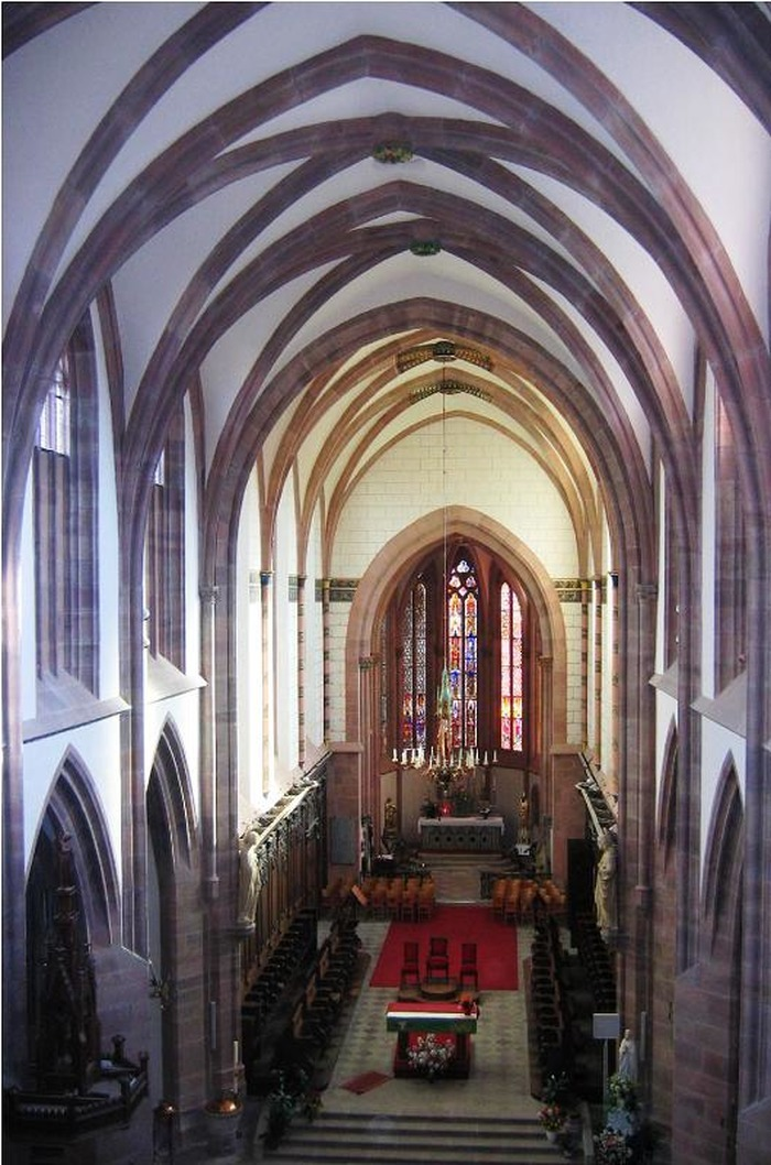 Journées du patrimoine 2020 - Visite libre de la Collégiale Saint-Florent