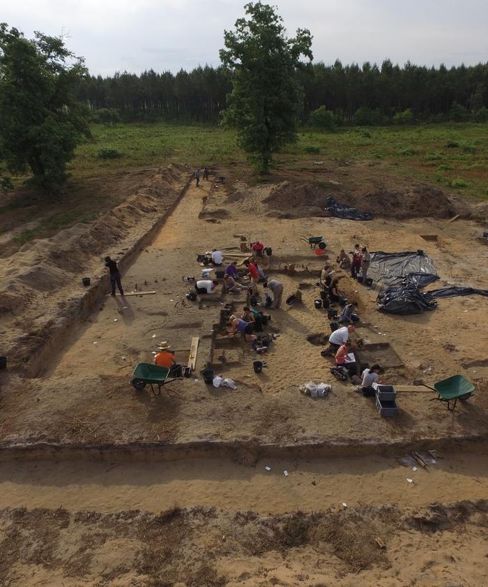 Journées du patrimoine 2020 - Conférence de Didier Vignaud, archéologue