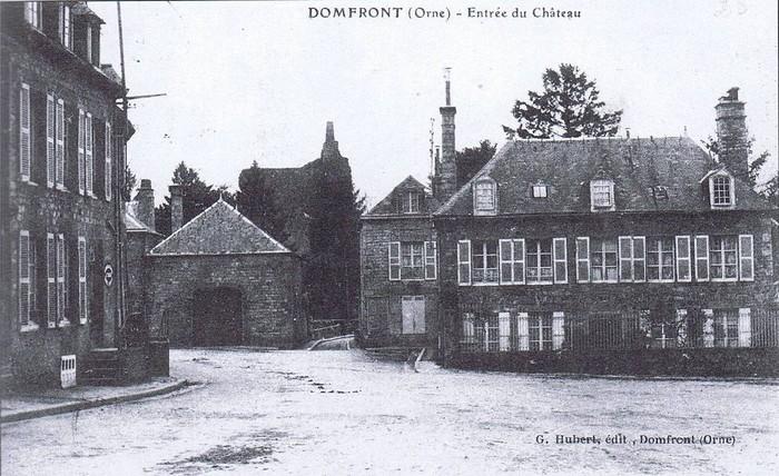 Journées du patrimoine 2019 - Visite guidée de Domfront, hier et aujourd'hui