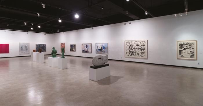 Exposition spéciale de l'Academie Nationale des Arts de la République de Corée
