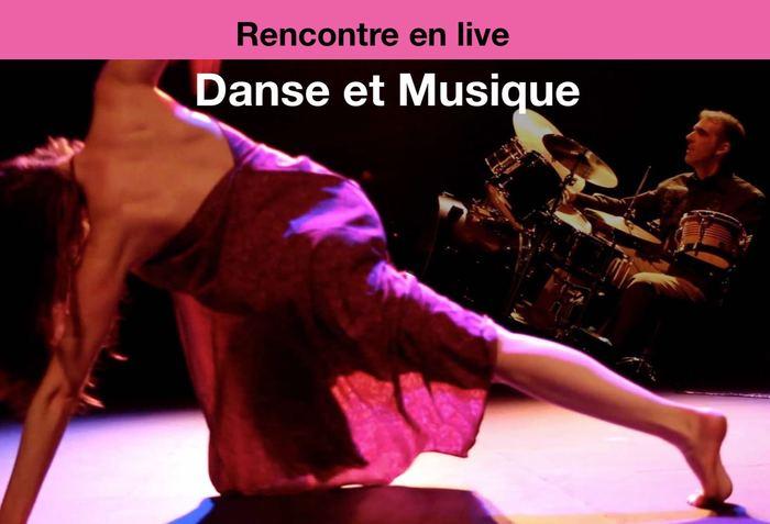 Stage - Rencontre en live Danse et Musique