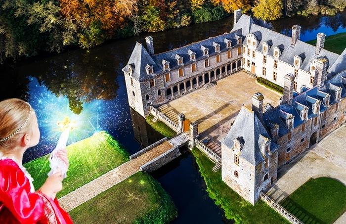 Journées du patrimoine 2020 - Animations au Château le Rocher Portail