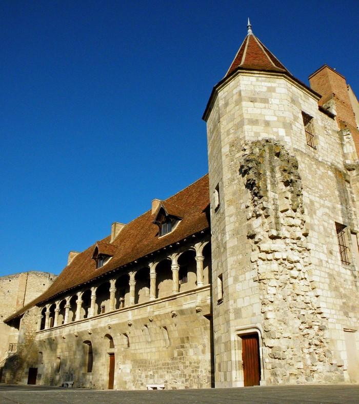 Journées du patrimoine 2020 - Découverte d'une résidence royale des XVe et XVIe siècles
