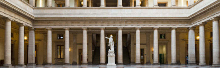 Journées du patrimoine 2019 - Visite de la Cour d'appel d'Aix-en-Provence (Palais Verdun)