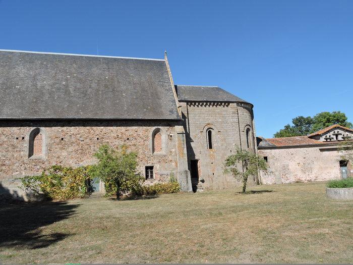 Journées du patrimoine 2020 - À la découverte de la chapelle Saint-George et du parc