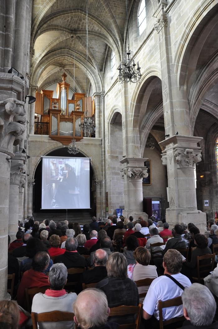 Journées du patrimoine 2020 - Concert orgue et violon