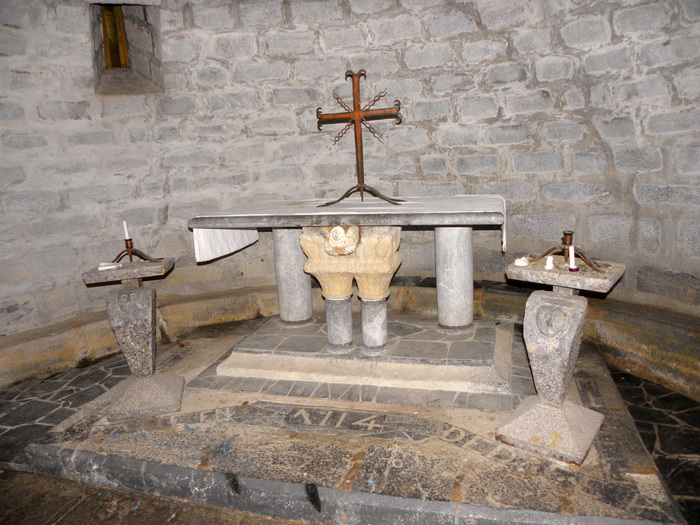 Journées du patrimoine 2019 - Les secrets de l'église Saint Michel