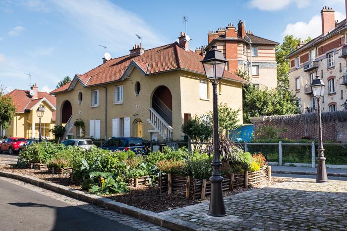 Journées du patrimoine 2019 - Le petit train des patrimoines de Plaine Commune : terre nourricière