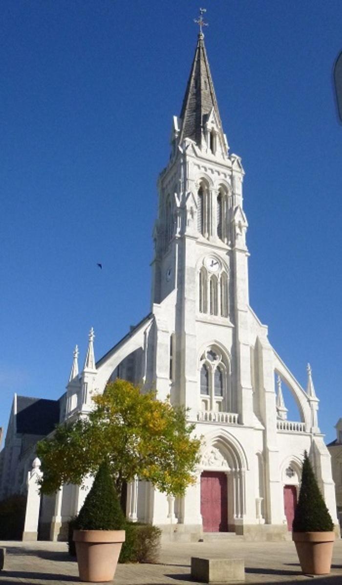 Journées du patrimoine 2020 - Visite de l'église de Bécon les Granits