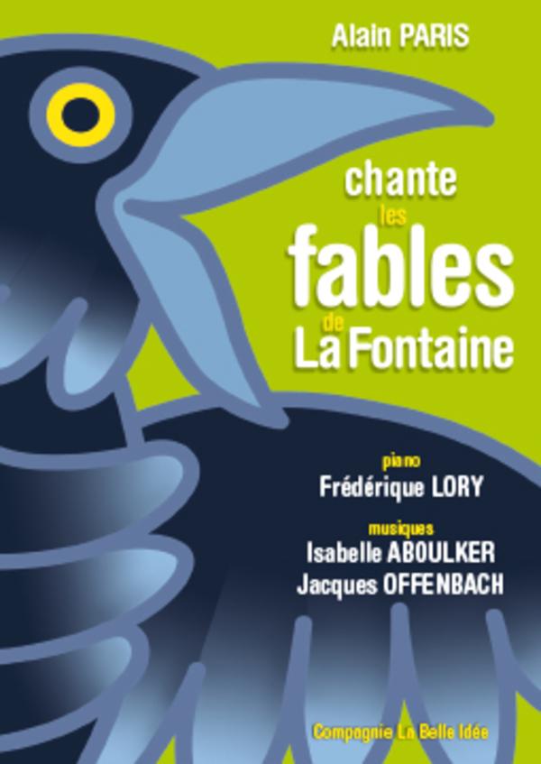 Nuit des musées 2019 -Alain Paris chante Jean de la Fontaine