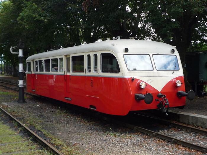 Journées du patrimoine 2020 - Exposition statique de matériel ferroviaire roulant