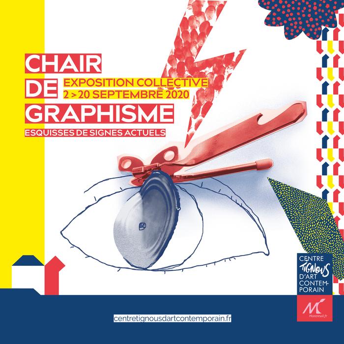 Chair de graphisme - Visite de l'exposition