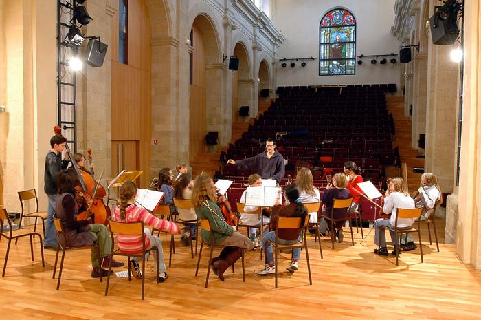 Journées du patrimoine 2020 - Au conservatoire... répétition d'un concert
