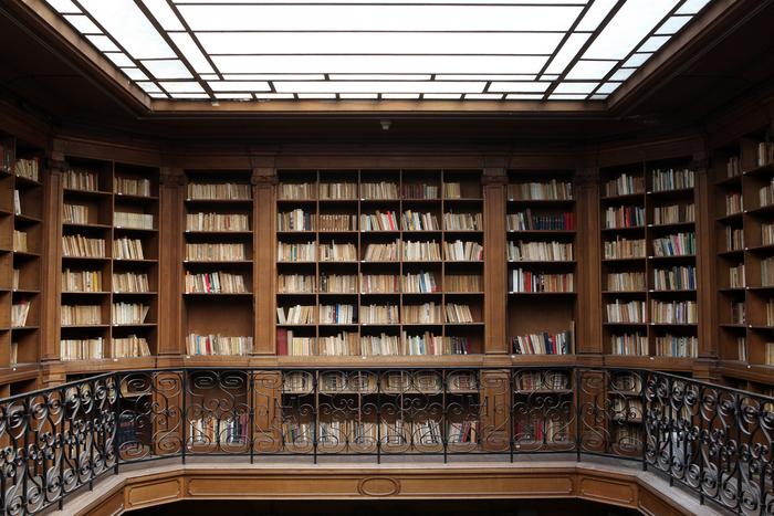 Journées du patrimoine 2020 - Visite libre de la Bibliothèque Smith-Lesouëf