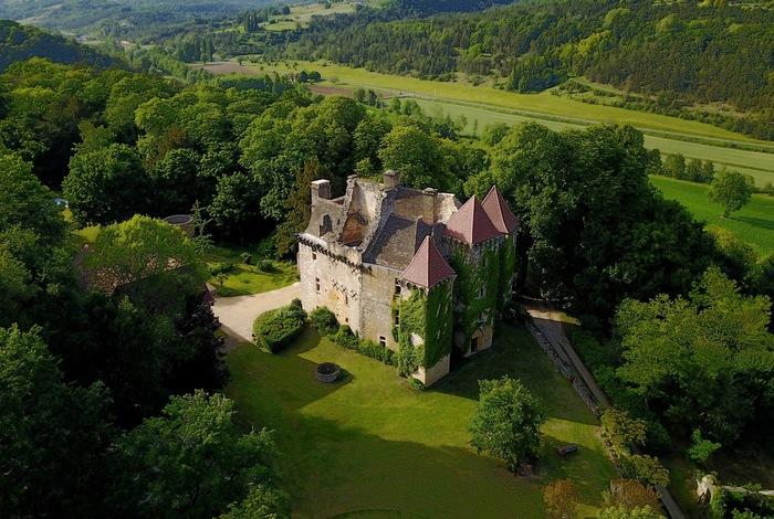 Journées du patrimoine 2019 - Visite guidée d'un authentique château médiéval
