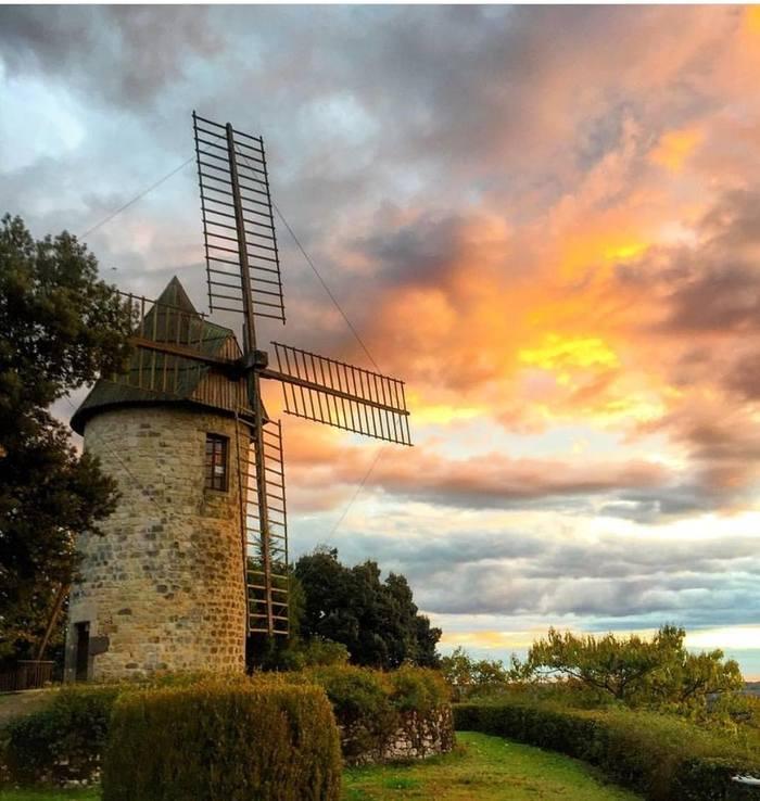 Journées du patrimoine 2019 - Découverte d'un moulin à vent du XVIIIe siècle