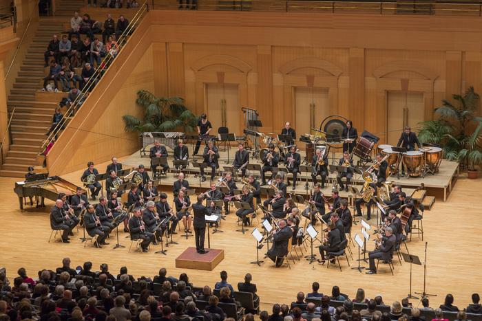 Journées du patrimoine 2019 - Concert de l'Harmonie municipale de Metz