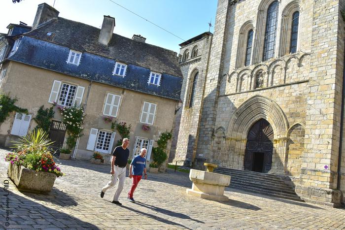 Journées du patrimoine 2020 - Visite guidée de la cité médiévale de Saint-Yrieix