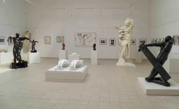 Journées du patrimoine 2020 - Visite libre du Centre Culturel Ipoustéguy